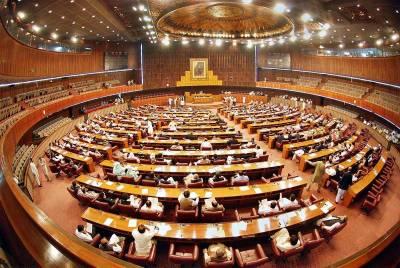 قومی اسمبلی نے پاکستان آرمی ایکٹ ترمیمی بل کی منظوری دیدی