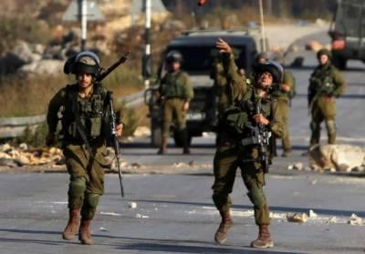 اسرائیلی فوج کی دہشت گردی کا سلسلہ جاری ،ایک فلسطینی نوجوان شہید، تین زخمی