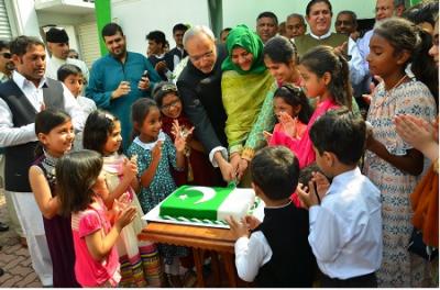 یوم پاکستان کے موقع پر سری لنکا کے دارلحکومت کولمبو میں رنگا رنگ تقریب کا انعقاد کیا گیا