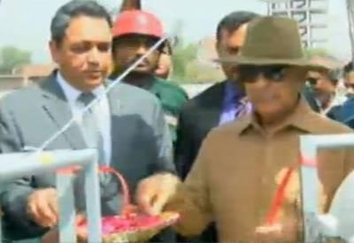 وزیراعلی پنجاب نے ریسکیو 1122 کی سروس اکیڈمی کا افتتاح کر دیا۔