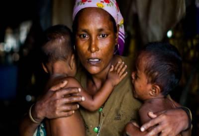 میانمار کے فوجی سربراہ کا روہنگیا مسلمانوں کے خلاف بیان۔