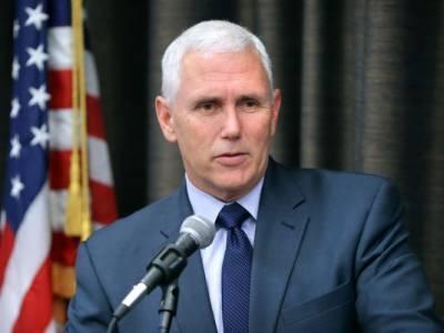 امریکی نائب صدر مائیک پینس کا امریکی سفارتخانہ تل ابیب سے یروشلم منتقل کرنے کے عزم کا اعادہ