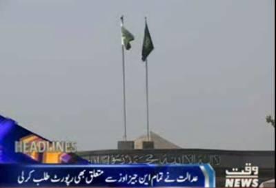 Waqtnews Headlines 10:00 AM 27 March 2017