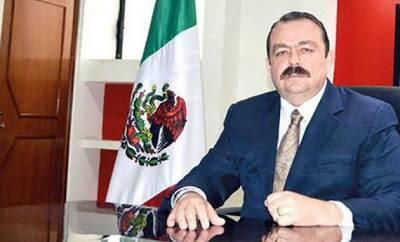 میکسیکو کی ریاست کے اٹارنی جنرل کو منشیات فروشوں کی معاونت کے الزام میں گرفتار کر لیا گیا