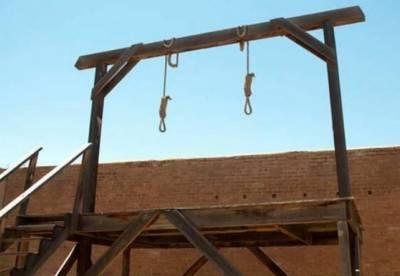 بنوں جیل حملے میں ملوث دہشت گرد کو پھانسی دے دی گئی۔ آئی ایس پی آر