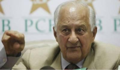 چیئرمین پی سی بی شہریار خان نے پاک بھارت کرکٹ سیریز کا امکان رد کر دیا