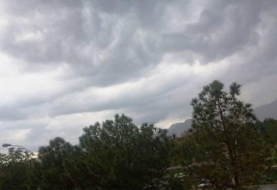 محکمہ موسمیات نے سوموار سے ملک میں تیزہواؤں اور گرج چمک کے ساتھ بارشوں کی پیشگوئی کردی۔