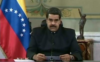 وینزویلا کے سیاسی بحران میں مزید گرمی ہوگئی