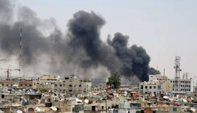 روس نےشام میں زہریلی گیس کےحملےکوخوفناک جرم قراردےدیا,شامی حکومت کاکیمیائی ہتھیاروں کےحملےمیں ملوث ہونےسےانکار
