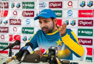 نئے کھلاڑیوں کو تھوڑی ڈانٹ ڈپٹ کی ضرورت ہوتی ہے۔ سرفراز احمد