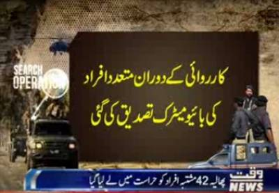 Raddul Fassad Operation Continue In All Over The Country.