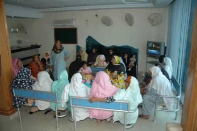 گوجرانوالہ کا ڈسٹرک ہسپتال بنیادی سہولیات سے محروم
