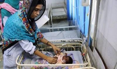 تھر میں بچوں کی ہلاکت پر چیف جسٹس آف پاکستان نے ازخود نوٹس لے لیا