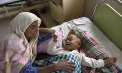 خیرپور میں گیسٹرو کی وبا سے3 معصوم بچے دم توڑ گئے