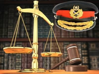 چیف آف آرمی اسٹاف جنرل قمر جاوید باجوہ نے فوجی عدالتوں سے سزائے موت پانے والے تیس خطرناک دہشتگردوں کی سزائے موت کی توثیق کردی