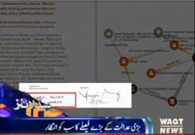 Waqtnews Headlines 01:00 PM 19 April 2017