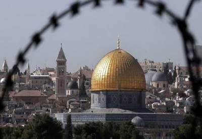 مذہبی رسومات کی آڑ میں درجنوں یہودیوں کا قبلہ اول پر دھاوا