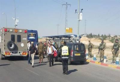 اسرائیلی فوج کی وحشیانہ فائرنگ سے فلسطینی نوجوان شہید