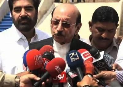 سندھ کو اس کا حق ملنا چاہیے۔ قائم علی شاہ