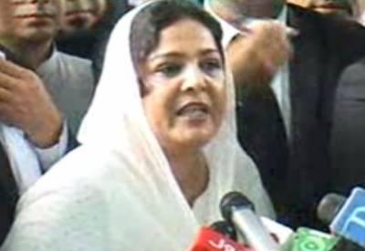 عمران خان چور دروازے سے اقتدار میں آنا چاہتے تھے، عمران خان کا اصل چہرہ عوام کے سامنے آگیا ہے۔ انوشہ رحمان