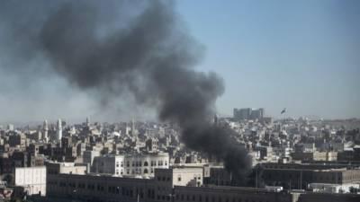 یمن میں سیکیورٹی فورسز کی حوثی باغیوں کے خلاف جنگ جاری