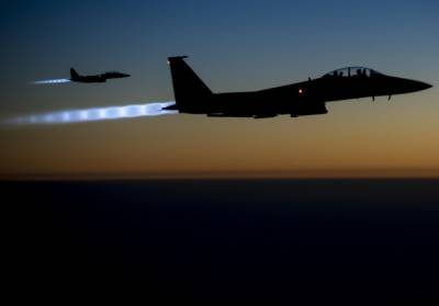مصری فضائیہ کے آپریشن میں داعش کے 19 ارکان ہلاک