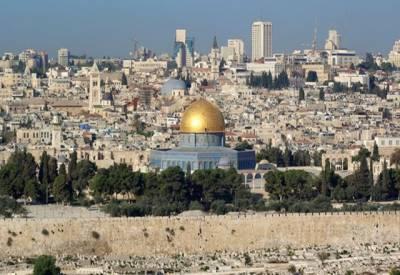 بیت المقدس کو اسرائیل کے وجود سے پاک کرائیں گے۔ فلسطینی علماءکونسل