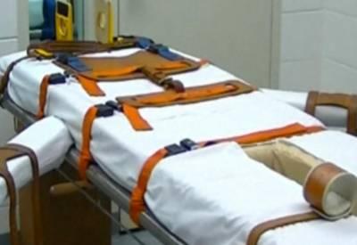 امریکی ریاست ارکنساس میں 12 سال بعد موت کی سزا پر عمل