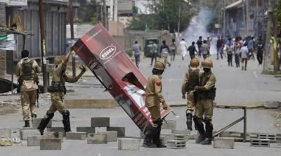 مقبوضہ وادی میں بھارتی فوج کی ریاستی دہشتگردی جاری