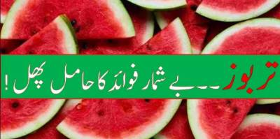 لذت اور غذائیت سے بھرپور پھل گرمی میں کسی نعمت سے کم نہیں