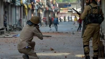 مقبوضہ وادی میں بھارتی فوج کی ریاستی دہشتگردی, قابض فوج کی اندھا دھند فائرنگ سے مزید دو کشمیری شہید