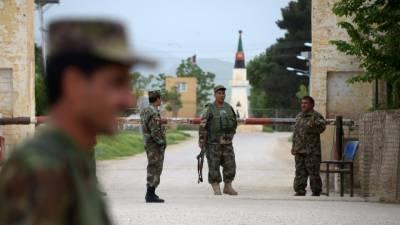 افغان آرمی کے کور ہیڈ کوارٹر پر طالبان کے حملے میں سینکڑوں فوجیوں کی ہلاکت کے بعد