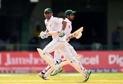 جمیکا ٹیسٹ: تیسرے روز اپنی پہلی اننگز میں 4 وکٹوں کے نقصان پر پاکستان نے 201 رنز بنا لئے۔