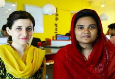 دوپاکستانی خواتین نے قوت گویائی کے مسائل سے دوچار افراد کے لئے سافٹ ویئر تیار کرلیا۔