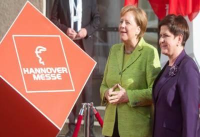 دنیا کا سب سے بڑا صنعتی میلہ سج گیا جرمنی کے شہر ہینوور میں