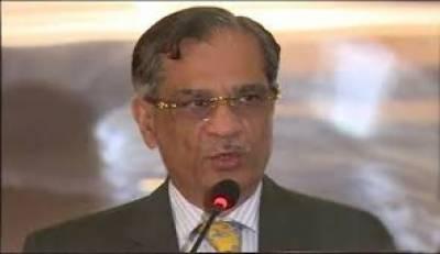 چیف جسٹس آف پاکستان جسٹس میاں ثاقب نثار نے ریمارکس دیئے ہیں کہ فیصلوں میں اختلافی نوٹ ساری دنیا میں آتے ہیں لیکن جتنا شور اختلافی نوٹ پر یہاں مچا ہے کہیں بھی نہیں ہوتا