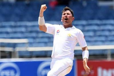 Pakistan beat West Indies in the first Test by seven wickets in the match