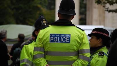 لندن پولیس کا انسداد دہشت گردی آپریشن،فائرنگ سے خاتون زخمی