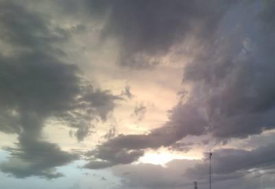 محکمہ موسمیات نے پھرسے آندھی اور گرج چمک کیساتھ بارش کی خوشخبری سنادی۔