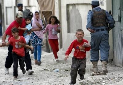 افغانستان میں خواتین اور بچوںکی ہلاکتوں میں اضافہ ہوا۔ اقوام متحدہ