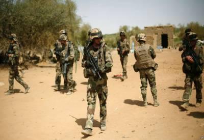 فرانس کا مالی کے جنگلوں میں 20شدت پسند ہلاک کر نے کا دعویٰ