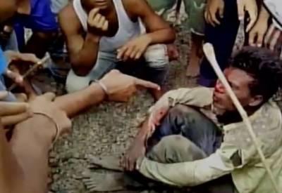 بھارتی ریاست آسام میں گائے چوری کے الزام میں 2 مسلمان نوجوان قتل