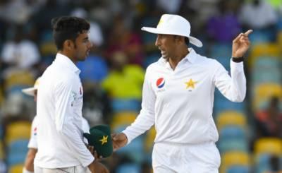 شاداب خان پاکستان کی جانب سے ٹیسٹ کھیلنے والے 227 ویں کرکٹر بن گئے۔