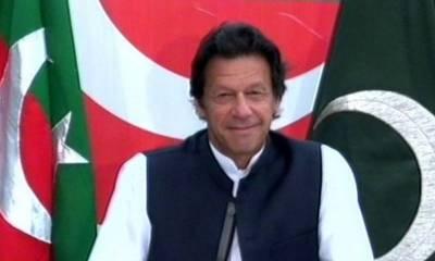 عمران خان مئیرکراچی کے حق میں بول پڑے، کہا کہ وسیم اختراختیارات کا درست مطالبہ کررہے ہیں