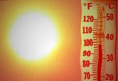 ملک کے میدانی علاقوں میں گرمی کی شدت نے درجہ حرارت کو سورج تک پہنچا دیا۔
