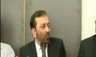 آزاد انکوائری کے لیے وزیراعظم کا مستعفی ہونا ضروری ہے :فاروق ستار