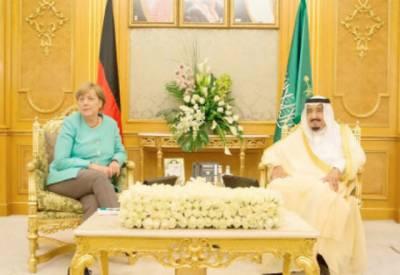 سعودی عرب اور جرمنی کے درمیان 6 معاہدوں پر دستخط