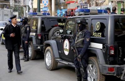 مصرمیں پولیس پر حملہ، 3 اہلکارہلاک