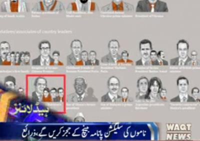 Waqtnews Headlines 12:00 PM 02 May 2017