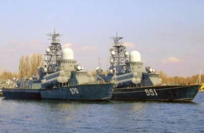 امریکی جنگی جہازوں کی موجودگی،روس نے اپنے 3 بحری جنگی جہاز روانہ کر دیئے۔